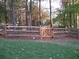 split rail wood fence gate. Wooden Split Rail Fence To Create Rustic Look Garden Peiranos Fences Wood Gate