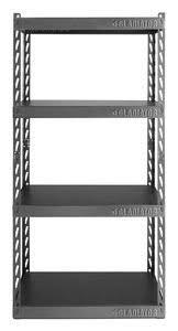 10 inch deep shelves. Gladiator EZ Connect Rack 30 To 10 Inch Deep Shelves