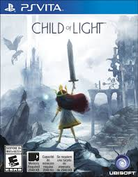 Child Of Light Box Art Child Of Light Ps Vita Walmart Com