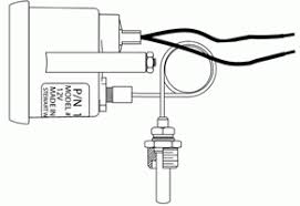 water temp gauge wiring diagram water image wiring auto meter temperature gauge wiring diagram the wiring on water temp gauge wiring diagram