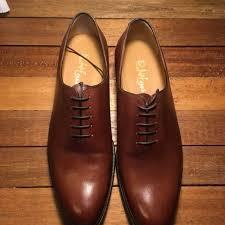 paul evans the martin wholecut leather shoes men s fashion footwear on carou