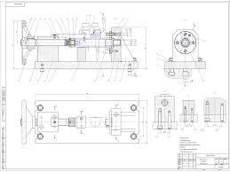 Готовые курсовые работы по режущему инcтрументу Скачать курсовую  Проектирование приспособления для фрезерования плоскости в детали АМ403 1609015
