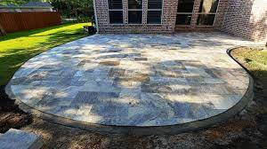 best stone patio paving materials top