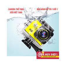 Shop bán Camera hành trình giá rẻ cho xe máy , Camera hanh trinh han quoc - Camera  hành trình tốt SJCAM SJ4000 - HD1080P, hình ảnh rõ nét, CƠN LỐC giảm
