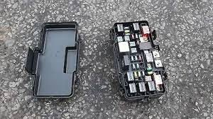 honda fuse box replacement fuse boxes fusebox engine bay honda crv 2 0 yp53bey 02 07 sheffield