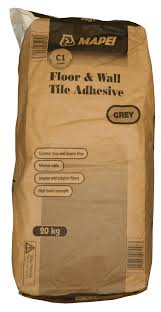 mapei ceramic and quarry wall and floor adhesive 20kg