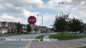 Fight Red Light Camera Ticket Brampton Brampton Stop Sign Not Working