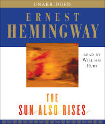 ernest hemingway official publisher page simon schuster uk book cover image jpg the sun also rises