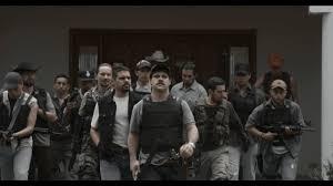 El Chapo 2: la prima evasione del Signore della droga nel trailer della  serie