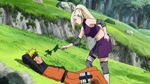Naruto and Ino went looking for herbs Naruto Shippuden English Dub - YouTube