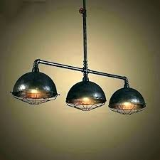 diy pipe lighting. Iron Pipe Light Fixture Lights Chandelier Black Lighting Industrial Vintage  Retro Linear Designed Wide Diy L H