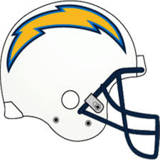 San Diego Chargers Helmet Logo - Roblox
