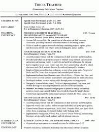 Substitute Teacher Resume      Functional Resume For Substitute Teacher Teacher Resume Template Best Resumes Of New