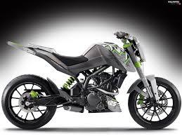 Concept, KTM 125 Stunt - Full HD ...