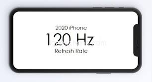 Image result for apple will launch iphone 2020 with 120 hz display