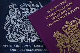 British Passport Design After Brexit Uk Ministers Warn Brits To Renew Their Passport Soon But