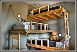 Unique Bunk Beds Wonderful Cool Bunk Beds O For Design Decorating
