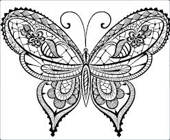 Monarch Coloring Page Butterfly Coloring Pages Color Sheets For