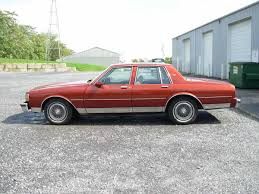 1987 Chevy Caprice - Dawgz Customs