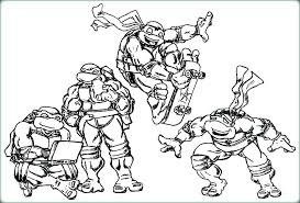 Teenage Mutant Ninja Coloring Pages Printable Turtles Together With