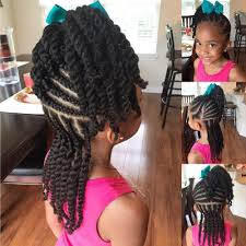 Twist Hair Style 18 stinkin cute black kid hairstyles you can do at home 3749 by stevesalt.us