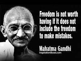 Famous Gandhi Quotes New 48 Famous Gandhi Quotes On Pinterest The Depths Mahatma 48