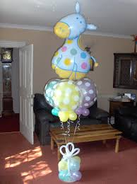 ... Simple Design Baby Shower Balloon Beautiful Looking Ideas From  Prasdnikov Architecture ...