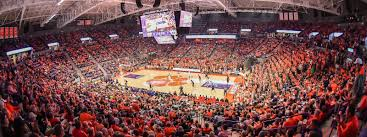 Little John Arena Seating Chart Littlejohn Coliseum Tickets Clemson Stubhub