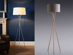 a modern classic the tripod floor lamp is a winner for adding a touch of design credibility to any room these designs vary the most the b m version is in