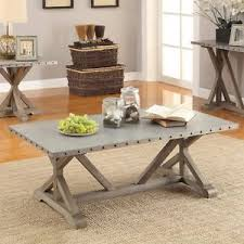 room table displays coaster set driftwood: l occassionals coffee table coffee table driftwood