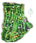 Golf Course Flyover | Royal Oaks Country Club