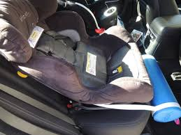 pattern kids car seat foot rest