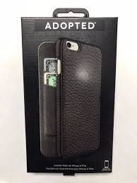 new authentic adopted leather folio case iphone 6