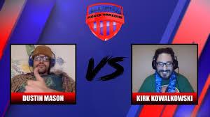 Movie Warzone: Dustin Mason vs Kirk Kowalkowski - YouTube