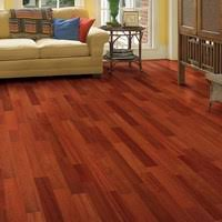 Brazilian Cherry  Tigerwood Prefinished Engineered Wood Flooring Specials  at Cheap Prices