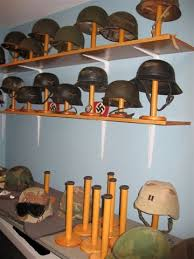Helmet Display Stands Impressive Question Where Does One Get Helmet Stands
