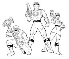 Small Picture Power Rangers 101 Superheroes Printable coloring pages