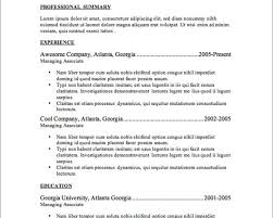 100 Resume Template Open Office Office Resume Template
