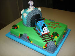 Thomas The Train Birthday Cake Cakecentralcom