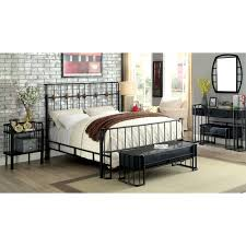industrial metal bed frame.  Metal Shop Furniture Of America Ryan Industrial Style Sand Black Metal Bed  Free  Shipping Today Overstockcom 20193852 On Frame T