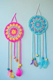 How To Make A Simple Dream Catcher 100 DARLING CROCHET TOYS TO MAKE FOR KIDS WITH FREE PATTERNS 75