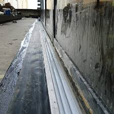 expansion joint concrete wall. a plaza-deck to solid-slab or wall expansion joint, dsm-fp joint concrete t