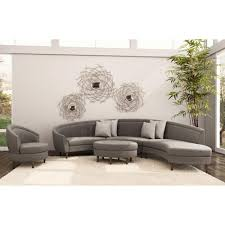 outdoor upholstered furniture. Furniture:Beautiful Outdoor Capri Sectional Sofa Charming Detailed Contemporary Upholstered Furniture Rouded Back Exposed Legs