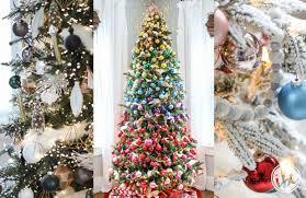 beautiful christmas tree.  Christmas 10 Ideas For Beautiful Christmas Tree Decorations To A