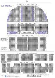 Seating Chart Brooklyn College Presents