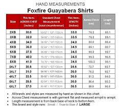 Foxfire Big Mens Guayabera Casual Shirt 3xb Burgundy