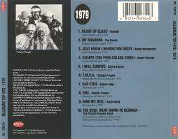 Cd Album Various Artists Billboard Top Hits 1979