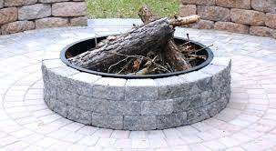 round brick fire pit awesome brick circle fire pit beautiful brick fire pit kit round brick