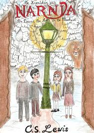 narnia book cover by irizzz loves drawing