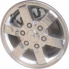 Chevy 6 Lug Pattern Unique Used ALY48 Chevrolet Colorado GMC Canyon Wheel Chrome 48